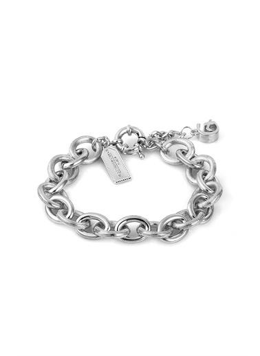 Alberto Guardiani Alberto Guardiani Ag10364Blk Jewelery Bileklik Gümüş